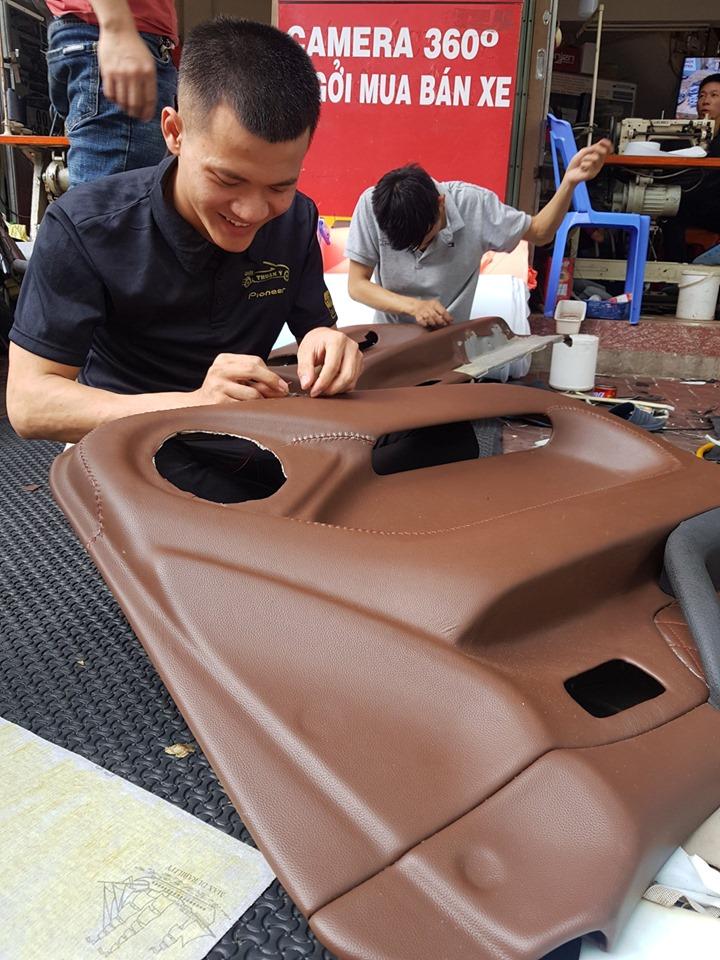 Địa chỉ bọc ghế da ô tô – Auto Thuận Ý